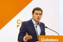 Rivera propone limitar la presidencia de Rajoy hasta diciembre de 2019, por ley