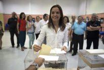 Sara Hernández retira su candidatura y se integra en la de Franco en busca de «la unidad»