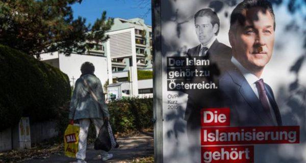 La extrema derecha austriaca acaricia la formación de gobierno