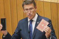 PP y PSdeG sellan su apoyo al Estado ante el desafío del independentismo
