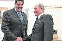 Maduro pide a Putin refinanciar su deuda de 7.500 millones de euros