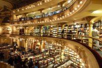 Diez de las librerías más bonitas del mundo