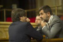 Jordi Sànchez será el número dos en la lista de Puigdemont para el 21-D