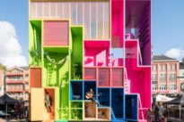 Eindhoven «estira» el diseño todo lo posible