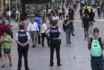 Barcelona instalará bolardos en el centro y peatonalizará la Sagrada Familia