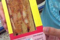 El sándwich de paella que indigna a las redes sociales por sus particulares ingredientes
