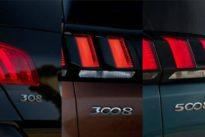 El misterio del 8 en la terminación de los modelos de Peugeot