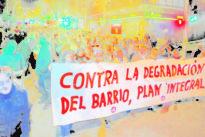 Vallecas se rebela contra las drogas y okupaciones: «Con nosotros no se trafica»