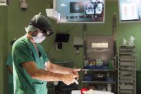 Unas gafas holográficas para cirujanos, mejor aplicación española de 2017
