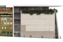 La Comunidad contraría al Ayuntamiento y da luz verde al Museo Ambasz