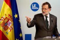 Rajoy: «Las encuestas nos dicen que el masivo apoyo a la independencia es una falsedad»