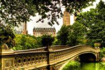 La historia del puente más romántico de Nueva York