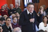 Ximo Puig responde a Echenique y pide «respeto» a Podemos tras sus críticas al PSOE sobre Gürtel