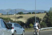 Cómo adelantar correctamente a un ciclista