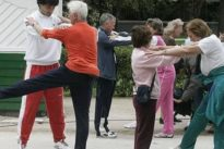 El ejercicio puede revertir el daño cardíaco en las personas sedentarias y el causado por el envejecimiento
