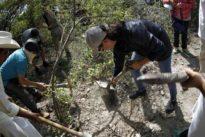 «Vamos a seguir rastreando y exhumando cuerpos sin nombre»