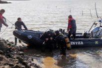 El Gobierno vasco intuye que el cuerpo de Jon Bárcena está en el pantano alavés de Urrunaga