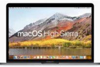Localizan un nuevo fallo de seguridad en macOS High Sierra, el sistema operativo de los ordenadores de Apple