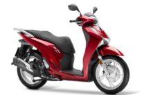 Honda lidera el mercado de motocicletas en España en 2017