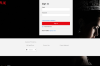 Ataque masivo a usuarios españoles de Netflix para robar sus cuentas