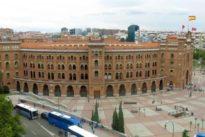 Reforma de la plaza de Las Ventas: tornos para el coso taurino