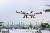 Airbus se une a la carrera de los drones repartidores con «Skyways»