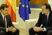 Rajoy ve «espacio» para pactar con Rivera los asuntos de Estado