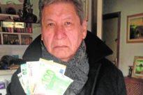Los comerciantes del Rastro denuncian ante la Policía Nacional la circulación de billetes falsos