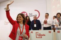 Sandra Gómez compone una Ejecutiva para el PSPV con el 70% de apoyos presidida por el edil Ramón Vilar