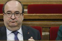 Miquel Iceta (PSC): «A día de hoy no sabemos cuántos presidentes tendremos»
