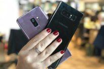 Samsung Galaxy S9 Plus frente al Note 8: ponemos a prueba los «ferraris» coreanos