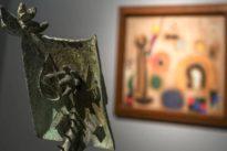 Joan Miró, poeta de formas en el IVAM