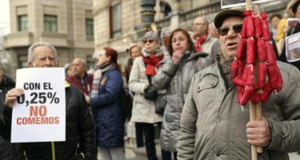 El Gobierno afronta la rebelión de los pensionistas como un examen final
