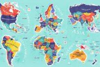 Cuál es el significado real del nombre de cada país (incluido España)