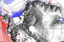 La Antártida ha perdido un área de hielo submarino del tamaño de Gran Canaria en los últimos 7 años