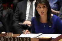 EE.UU. anuncia nuevas sanciones contra Rusia por las armas químicas de Siria