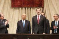 Felipe VI destaca la aportación histórica de España y Portugal para «una humanidad más cohesionada»