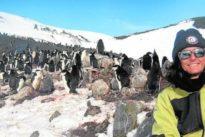 Josabel Belliure: «La Antártida nos está gritando que cambiemos de actitud»