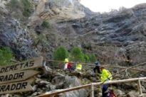 Un vecino de Elda muere tras precipitarse desde una altura de 50 metros en el nacimiento del río Mundo