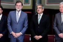 Rajoy cierra con el nacionalismo canario su voto a los Presupuestos