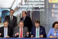 La obra del AVE a Burgos finalizará este año y se trabaja «intensamente» en la de Vitoria