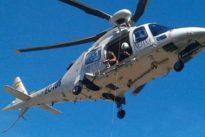 Vídeo: espectacular rescate en helicóptero de un ciclista con problemas cardíacos