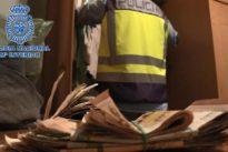 Cae una red de tráfico de drogas con 18 detenidos en cuatro municipios de Valencia