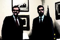 Rajoy busca un acercamiento con Sánchez tras la disolución de ETA