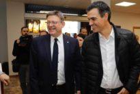 Ximo Puig y Pedro Sánchez se reúnen mientras Ferraz todavía espera el informe de las cuentas del PSPV