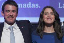 Ciudadanos aspira a disputarle el poder municipal al independentismo mientras espera a Manuel Valls