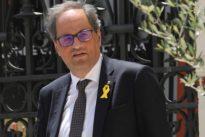 Los CDR piden la dimisión de Quim Torra