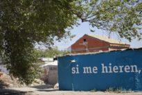 Grafitis para humanizar la Cañada Real