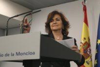 Calvo se reunirá el jueves en Madrid con el vicepresidente catalán