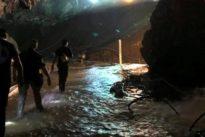 Rescatadas todas las personas atrapadas en la cueva de Tailandia
